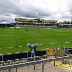 'Blauw Wit '34' op bezoek bij Bristol Rovers