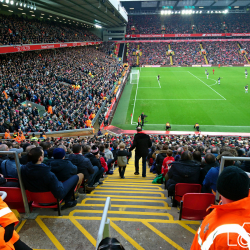 Groundhopping Liverpool FC